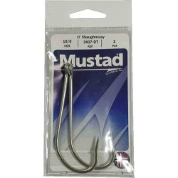 Anzuelo Mustad O'Shaughnessy 3407-DT