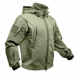 Campera Softshell Tactica