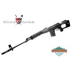 Carabina Kalashnikov Sniper 6mm