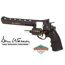 "Revolver Dan Wesson 8"" Cal 4.5mm"