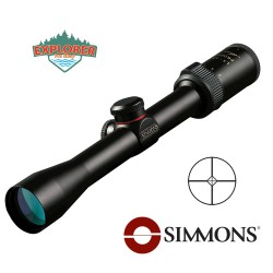 Mira telescopica simmons  prohunter 1.5-5x32mm