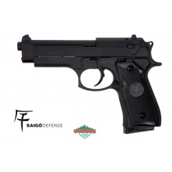 Pistola Saigo Defense Modelo 92 Full Metal  Airsoft