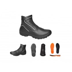Bota Motors Latego Color Negro