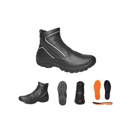 Bota Motors Latego Color Negro