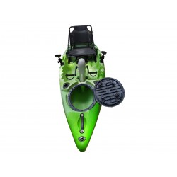 Kayak Shark G31 Pedalera , Timon