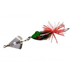 Señuelo Redfish rana c/cuchara SF3-007