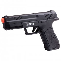 Pistola Game Face Airsoft Electrica 250fps 6mm