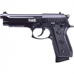 Pistola Crosman Pfam9b Full Auto Co2 4.5 Blowback