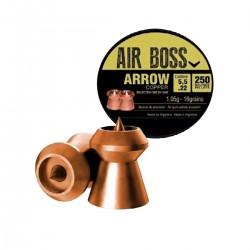 Chumbos Apolo Arrow Cal 5.5mm X 250un